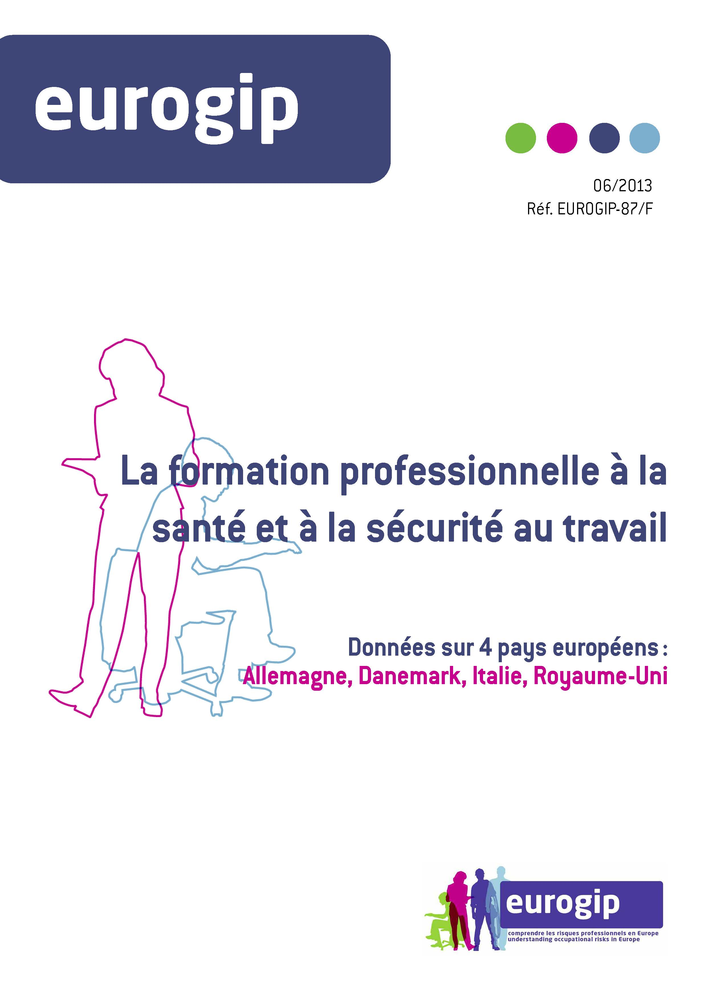 EUROGIP Formation 87FCouv